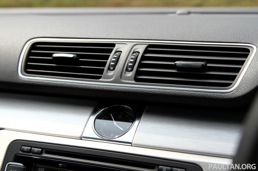 Volkswagen Passat CC R-Line 3.6L Test Drive Review Image #128154