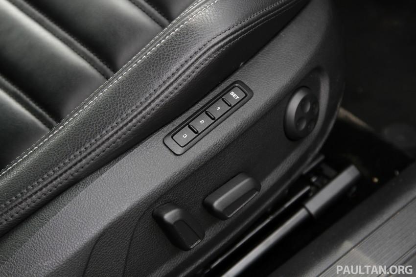 Volkswagen Passat CC R-Line 3.6L Test Drive Review Image #128155