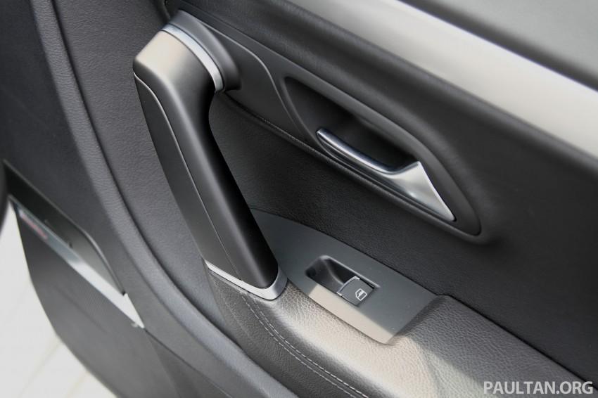 Volkswagen Passat CC R-Line 3.6L Test Drive Review Image #128158