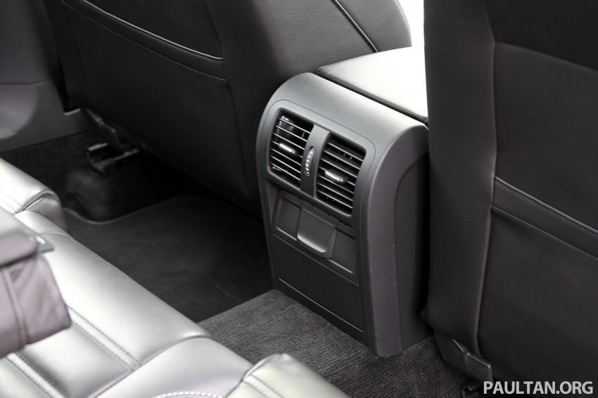 Volkswagen Passat CC R-Line 3.6L Test Drive Review Image #128159