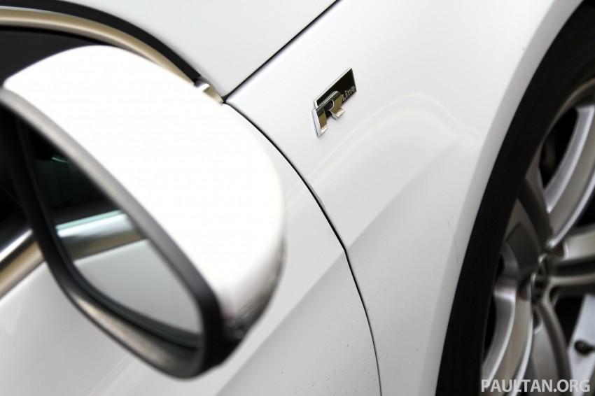 Volkswagen Passat CC R-Line 3.6L Test Drive Review Image #128164
