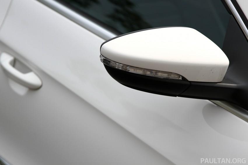 Volkswagen Passat CC R-Line 3.6L Test Drive Review Image #128165