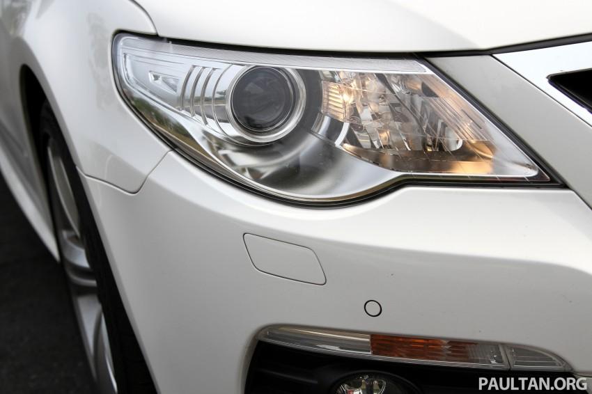 Volkswagen Passat CC R-Line 3.6L Test Drive Review Image #128167