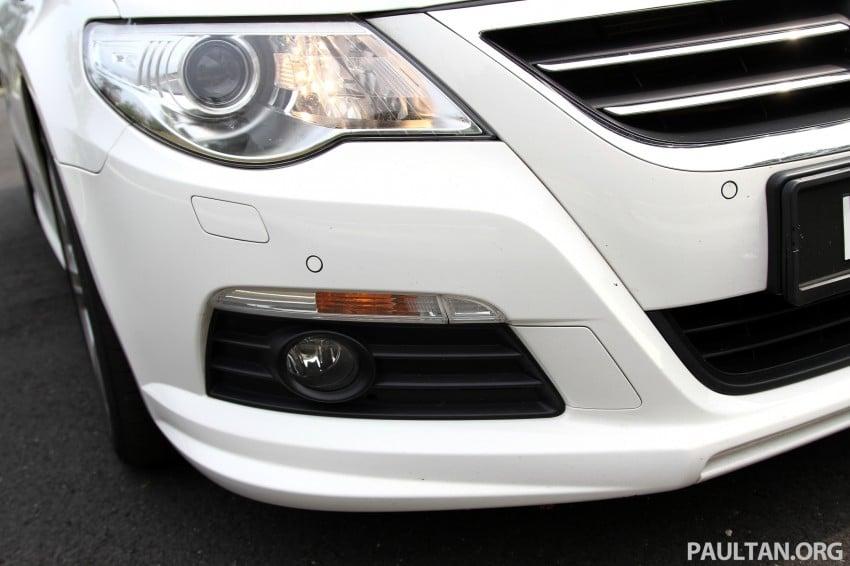 Volkswagen Passat CC R-Line 3.6L Test Drive Review Image #128168