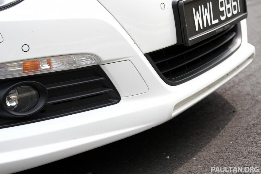 Volkswagen Passat CC R-Line 3.6L Test Drive Review Image #128169