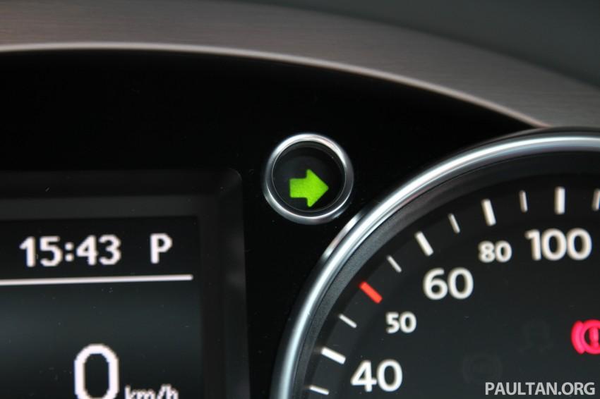 Volkswagen Passat CC R-Line 3.6L Test Drive Review Image #128135