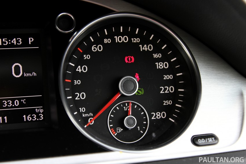 Volkswagen Passat CC R-Line 3.6L Test Drive Review Image #128136
