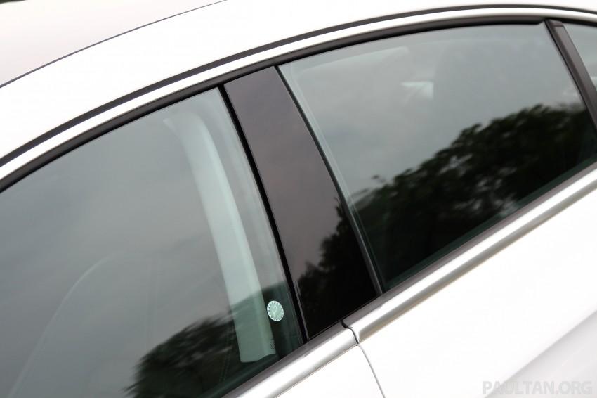 Volkswagen Passat CC R-Line 3.6L Test Drive Review Image #128186