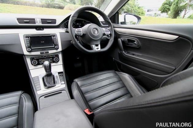 Lieblings Volkswagen Passat CC R-Line 3.6L Test Drive Review &LG_41