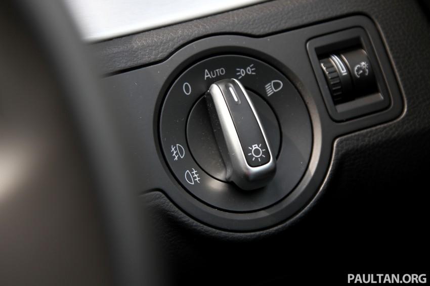 Volkswagen Passat CC R-Line 3.6L Test Drive Review Image #128138