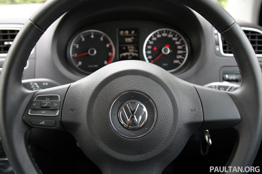 Volkswagen Polo 1.2 TSI Review – worth two Myvis? Image #124317