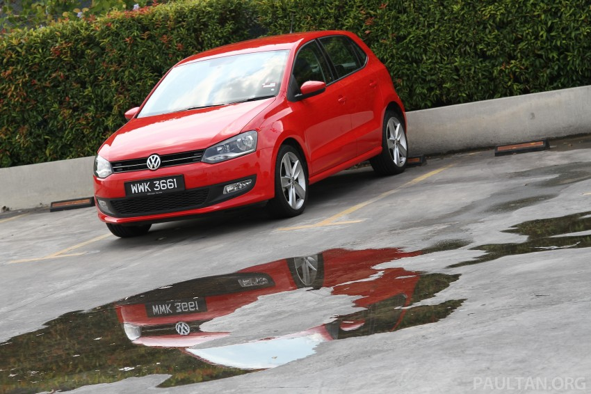 Volkswagen Polo 1.2 TSI Review – worth two Myvis? Image #124330