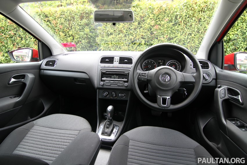 Volkswagen Polo 1.2 TSI Review – worth two Myvis? Image #124305