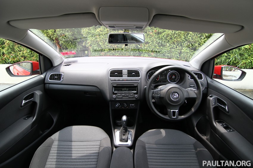 Volkswagen Polo 1.2 TSI Review – worth two Myvis? Image #124304
