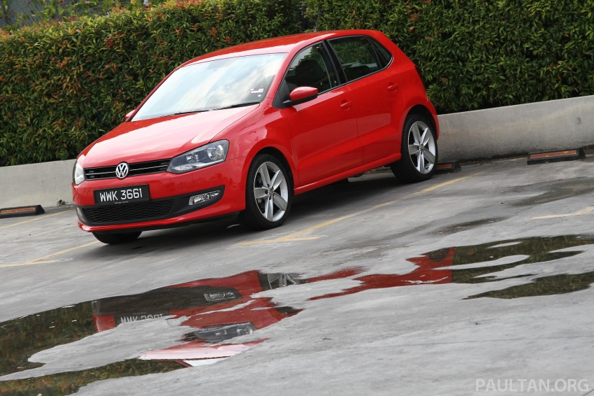 Volkswagen Polo 1.2 TSI Review – worth two Myvis? Image #124329