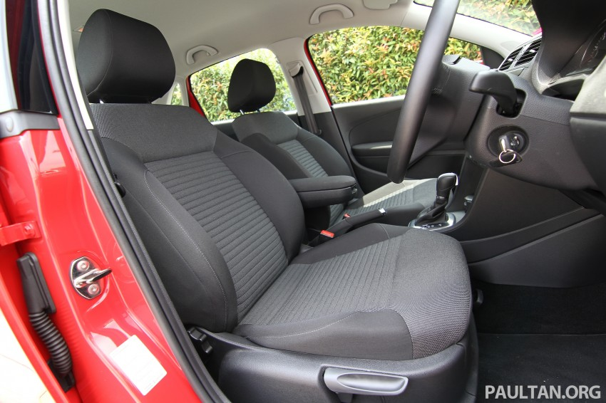 Volkswagen Polo 1.2 TSI Review – worth two Myvis? Image #124300