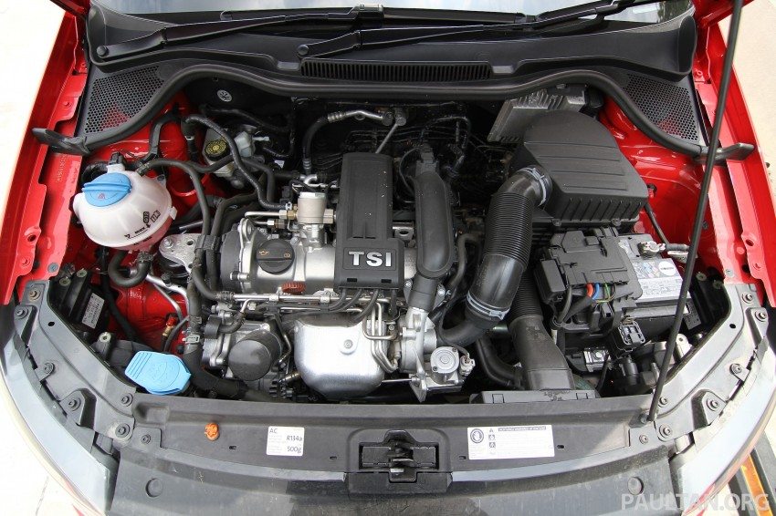 Volkswagen Polo 1.2 TSI Review – worth two Myvis? Image #124298
