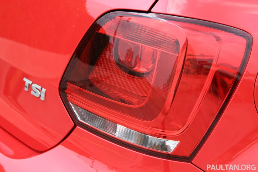 Volkswagen Polo 1.2 TSI Review – worth two Myvis? Image #124291