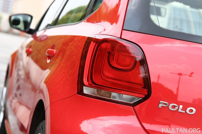 Volkswagen Polo 1.2 TSI Review – worth two Myvis? Image #124289