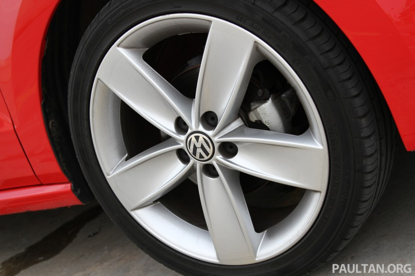Volkswagen Polo 1.2 TSI Review – worth two Myvis? Image #124286