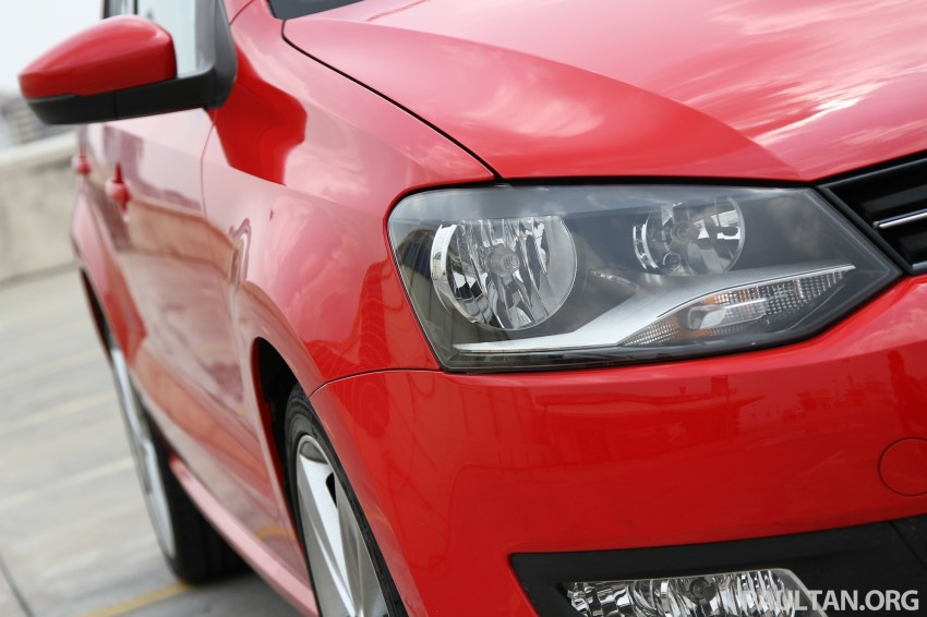 Volkswagen Polo 1.2 TSI Review – worth two Myvis? Image #124283