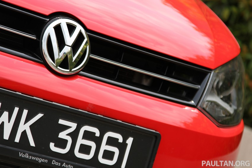 Volkswagen Polo 1.2 TSI Review – worth two Myvis? Image #124282