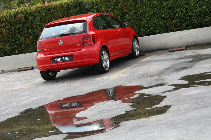 Volkswagen Polo 1.2 TSI Review – worth two Myvis? Image #124327