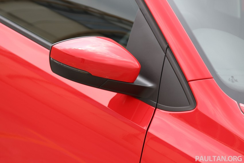 Volkswagen Polo 1.2 TSI Review – worth two Myvis? Image #124279