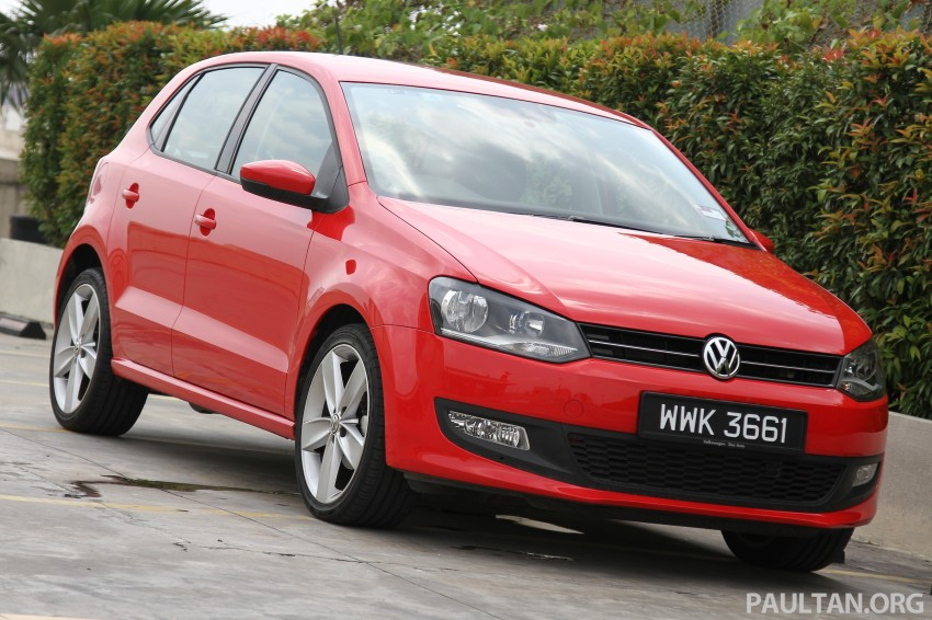 Volkswagen Polo 1.2 TSI Review – worth two Myvis? Image #124278