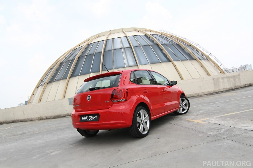 Volkswagen Polo 1.2 TSI Review – worth two Myvis? Image #124275