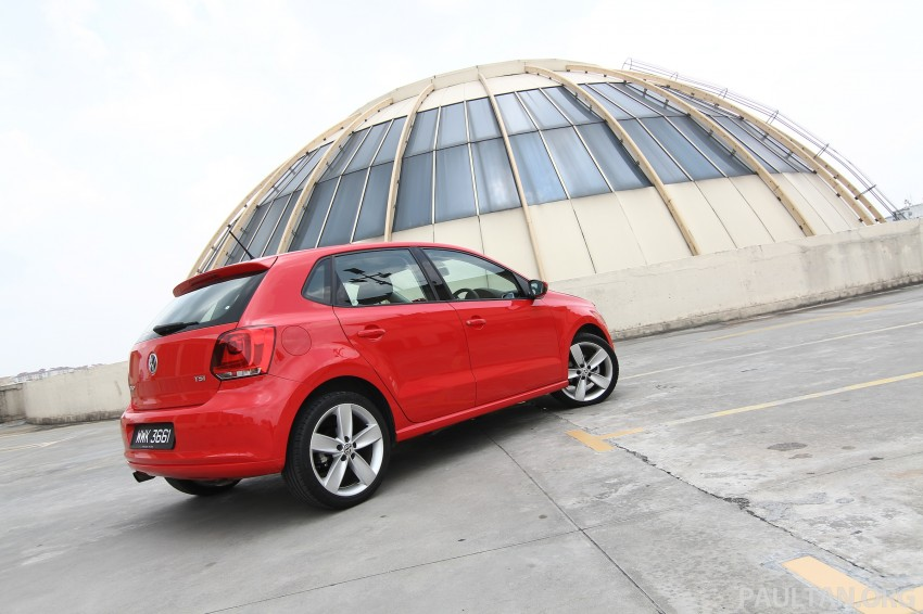 Volkswagen Polo 1.2 TSI Review – worth two Myvis? Image #124274