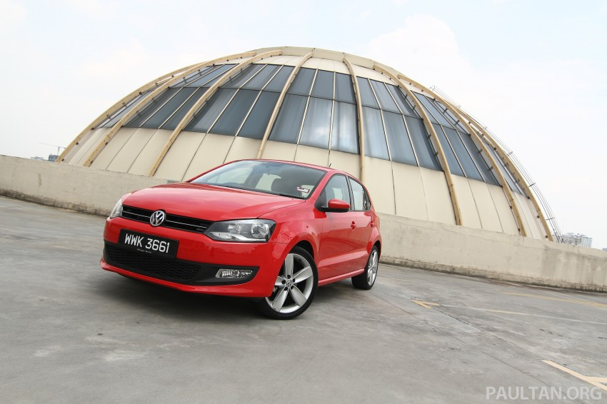 Volkswagen Polo 1.2 TSI Review – worth two Myvis? Image #124273