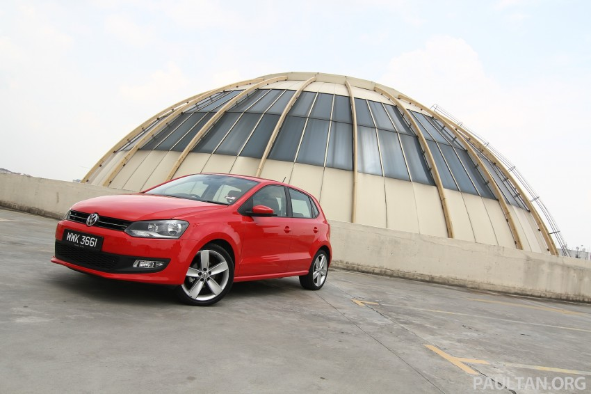 Volkswagen Polo 1.2 TSI Review – worth two Myvis? Image #124272