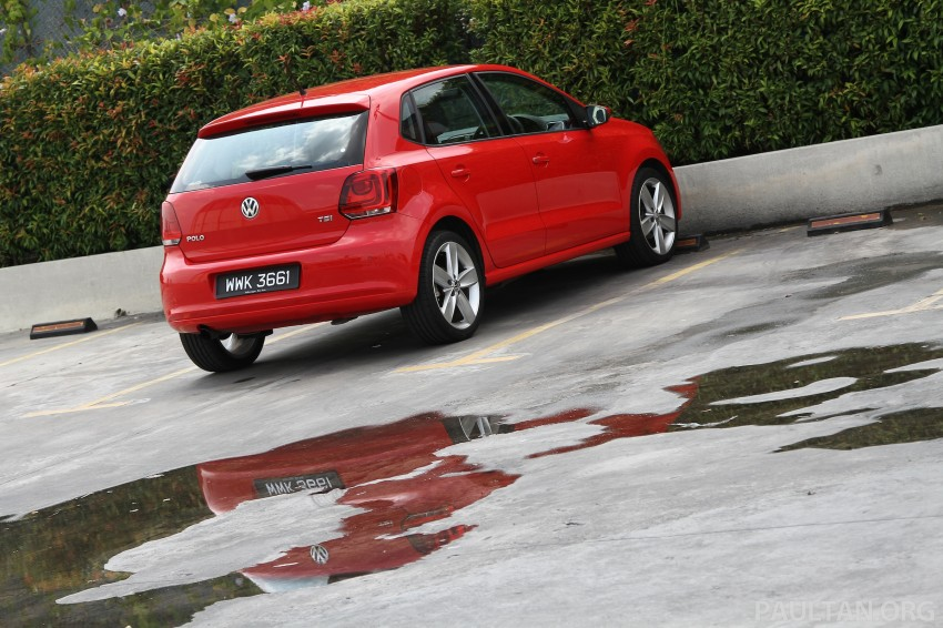 Volkswagen Polo 1.2 TSI Review – worth two Myvis? Image #124326