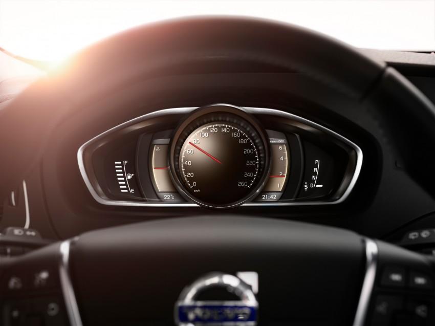 Volvo V40 premieres in Geneva, all loaded up Image #91969