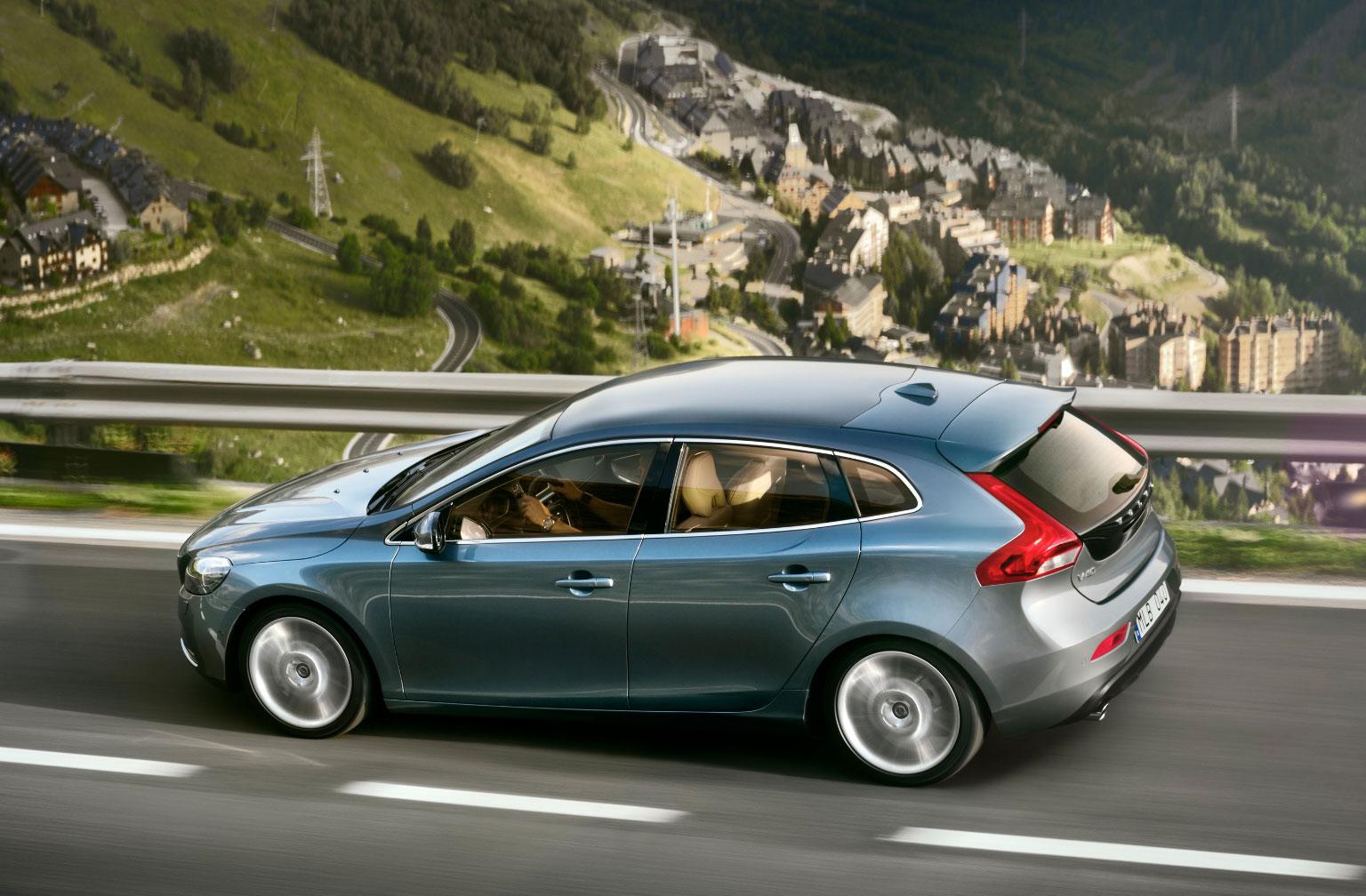 Volvo Considering A Small Car To Rival Mini Audi A1 Image