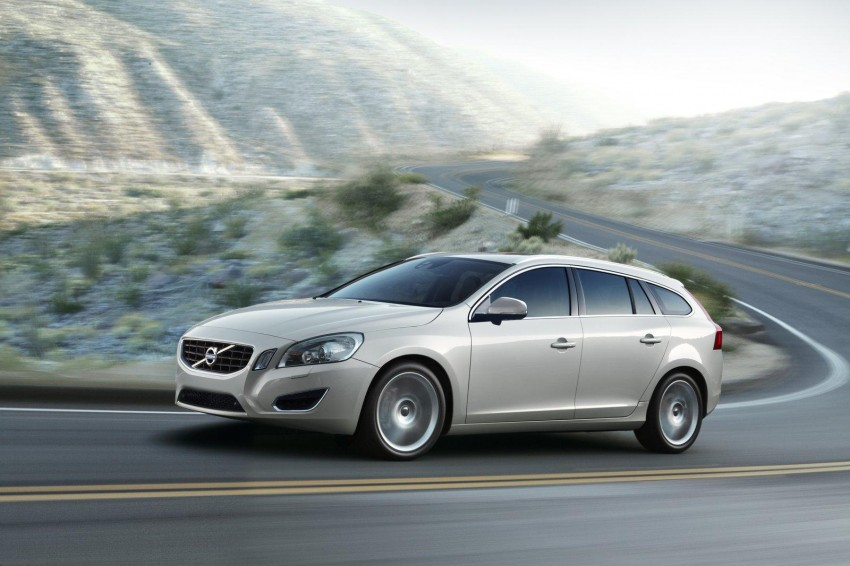 Volvo V60 launched – RM230k for T4, RM269k for T5, CKD Image #83739