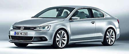 Volkswagen's Concept Coupe