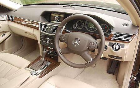 Mercedes Benz E Class W212 Test Drive Review