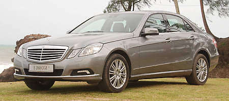 Mercedes Benz E Class W212 Test Drive Review
