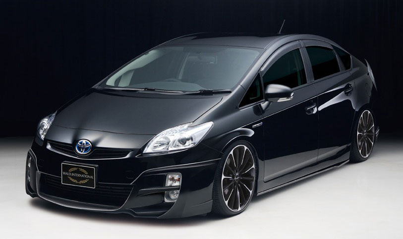 Wald's take on how a Toyota Prius should look like Image #116748