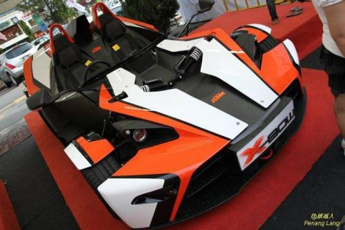 Ktm X Bow Clubsport And Street Available In Malaysia