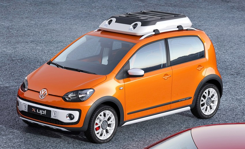 Things are looking up! for VW, as four more join the fun Image #90856