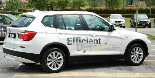 BMW Malaysia Launches The F X RMk For XDrived - Bmw 3x price