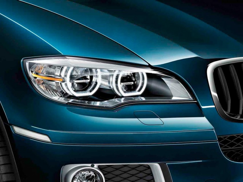 BMW Malaysia teases X6 facelift on Facebook Image #116807