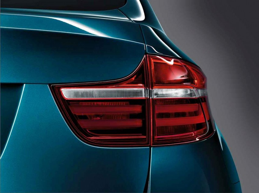 BMW Malaysia teases X6 facelift on Facebook Image #116808