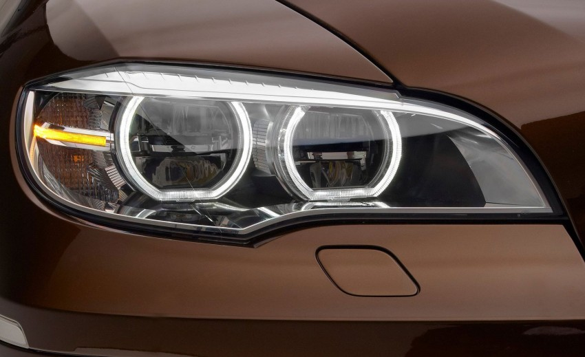 Facelifted BMW X6 xDrive35i rolls in – RM698,800 Image #116941