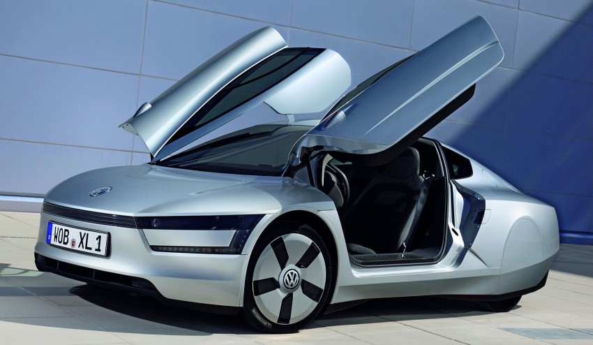 Volkswagen XL1 – two-seater to go into production in 2013 Image #94970