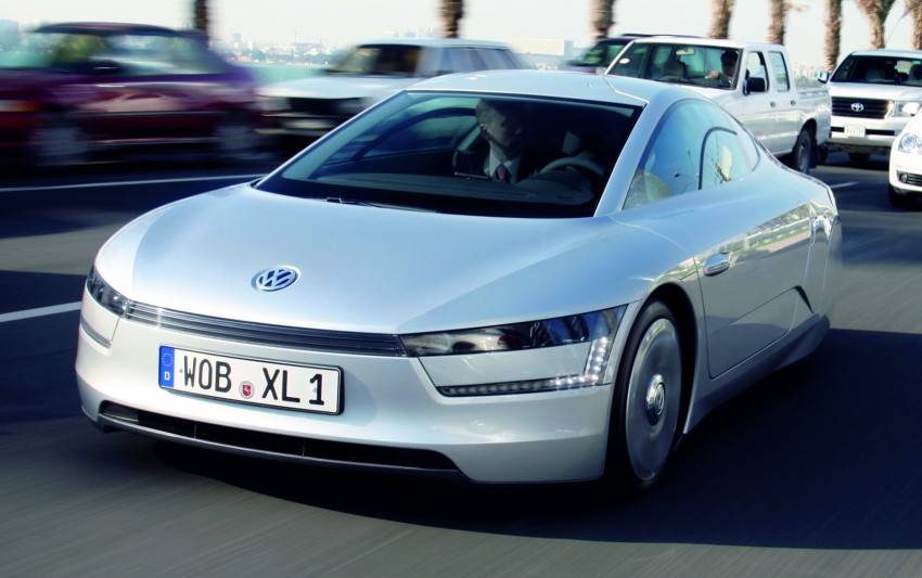 Volkswagen XL1 – two-seater to go into production in 2013 Image #94967