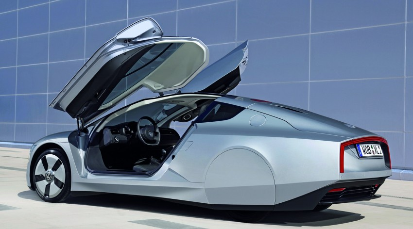 Volkswagen XL1 – two-seater to go into production in 2013 Image #94966